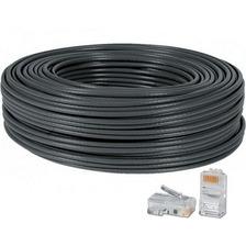 Cable De Red 5 Metros Mts Utp Armado Con Fichas Rj45 5e