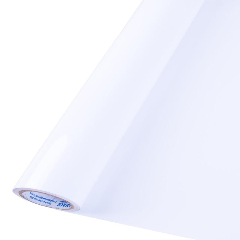 Vinil adesivo protack branco larg. 1,0 m
