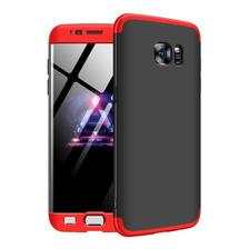 Funda Luxury 3 En 1 Rigida Samsung S7 Edge S8 Plus Note 8