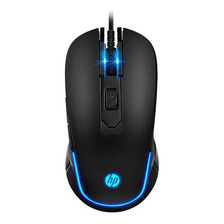 Mouse Gamer Hp M200 Luz Led Optico 2400dpi Usb