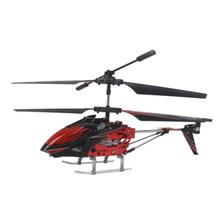 Helicoptero Rc De Metal Super Resistente A Control Remoto