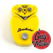 Pedal Danelectro Dj5 Tuna Melt Tremolo - Grey Music -