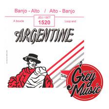 Encordado Savarez Para Banjo 1520 Alto Argentine