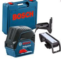 Nível a Laser de Linhas em Cruz 15 Metros - GCL 2-15 - Bosch