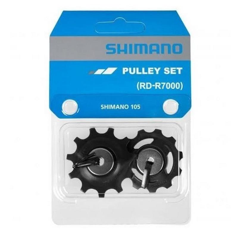 ROLDANA CÂMBIO TRASEIRO SHIMANO 105 R7000 RD-R7000 - PAR