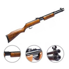 Rifle Shark Repetición Co2 5.5 - Aire Comprimido