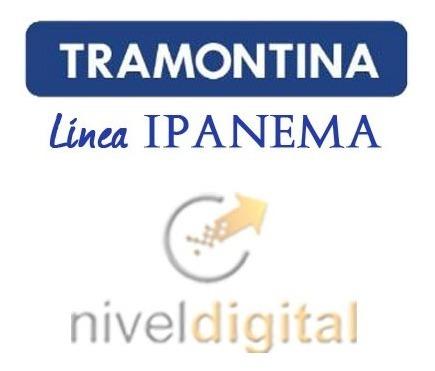 Set 3 Cuchillos + Tabla Picar Tramontina Ipanema