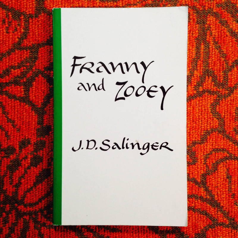 J.D. Salinger.  FRANNY AND ZOOEY.
