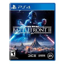 Battlefront 2 Star Wars Ps4 Fisico Sellado Nuevo Original