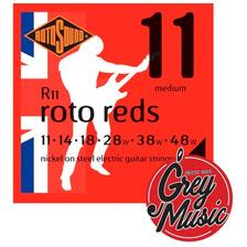 Encordado Rotosound R11 Roto Reds Para Electrica 011-048