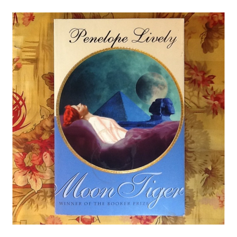 Penelope Lively.  MOON TIGER.