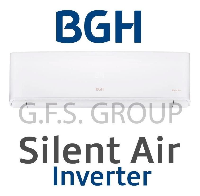 Aire Acondicionado Split Bgh Inverter 6300w F/c - Bsih55cp
