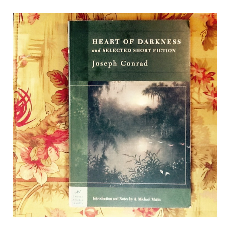 Joseph Conrad.  HEART OF DARKNESS AND SELECTED SHORT FICTION.
