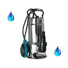 Bomba Sumergible Portatil 550w Para Agua Turbia 3201 Gamma
