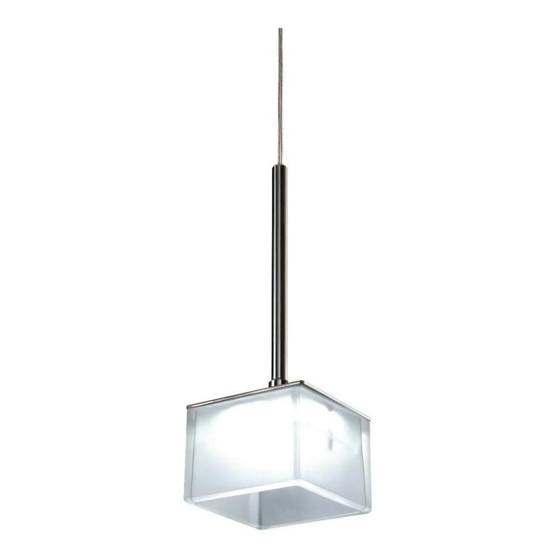 Colgante Led Cube 4 Luces 48w Dimerizable Diseño Exclusivo