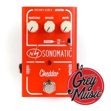 Pedal Sonobox Sonomatic Cheddar Delay - Grey Music -