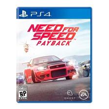 Need For Speed Payback Ps4 Fisico Nuevo Original Sellado