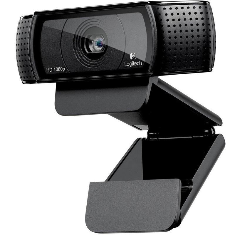 WEBCAM HD PRO 1080P C920 LOGITECH