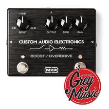 Pedal Mxr Mc402 Boost Overdrive Custom Audio Dunlop