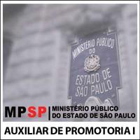 Auxiliar de Promotoria I AA MP SP 2018 - Atualidades