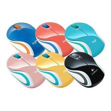 Mouse Inalambrico Logitech M187 Usb Nano Wireless Notebook