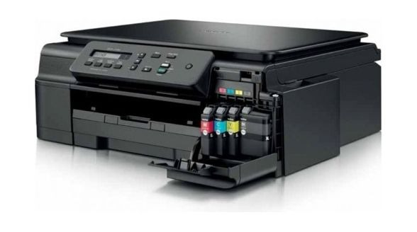 Impresora Brother Multifuncion Dcp T500w Sist Continuo Envio