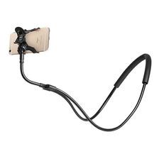 Soporte Lazy Flexible Celular Cuello Cintura iPhone Samsung