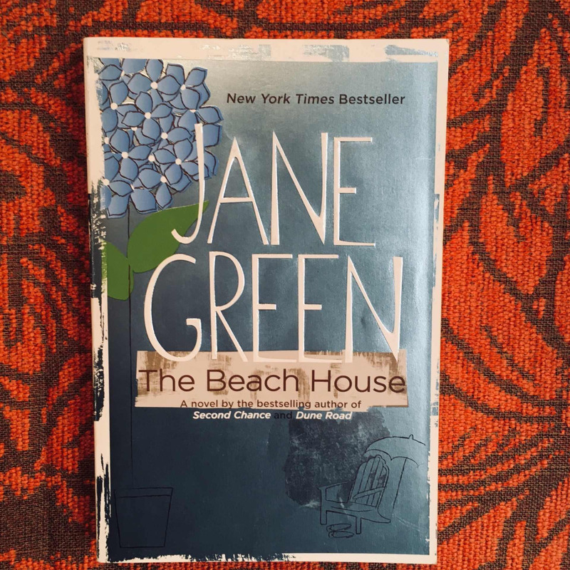 Jane Green. THE BEACH HOUSE.