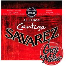 Savarez 510ar Encordado De Guitarra Clasica Alliance