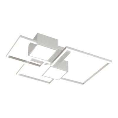 Plafon Led Marcos Modernos 90w Diseño Minimalista Mg