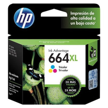 Cartuchos Hp 664 Xl Color P/ 1115 2135 3635 4535 4675