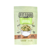 Snack de Ervilha com Wasabi - 100g - Fit Food