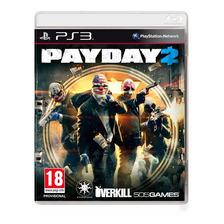 Payday 2 Ps3 Fisico Original Sellado Nuevo