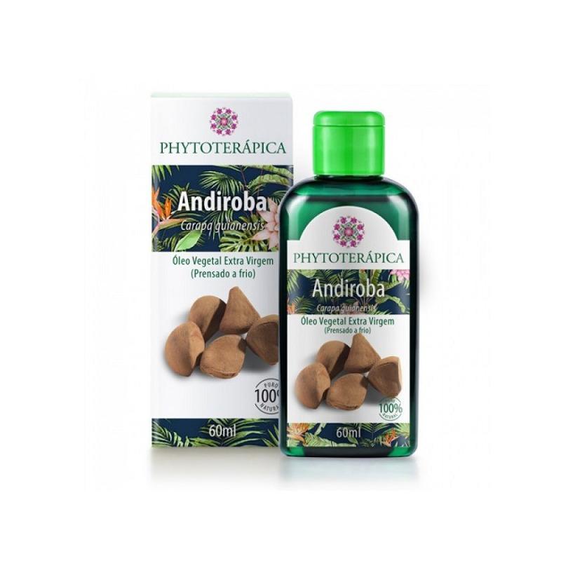 Oleo Vegetal de Andiroba - 60ml - Phytoterapica