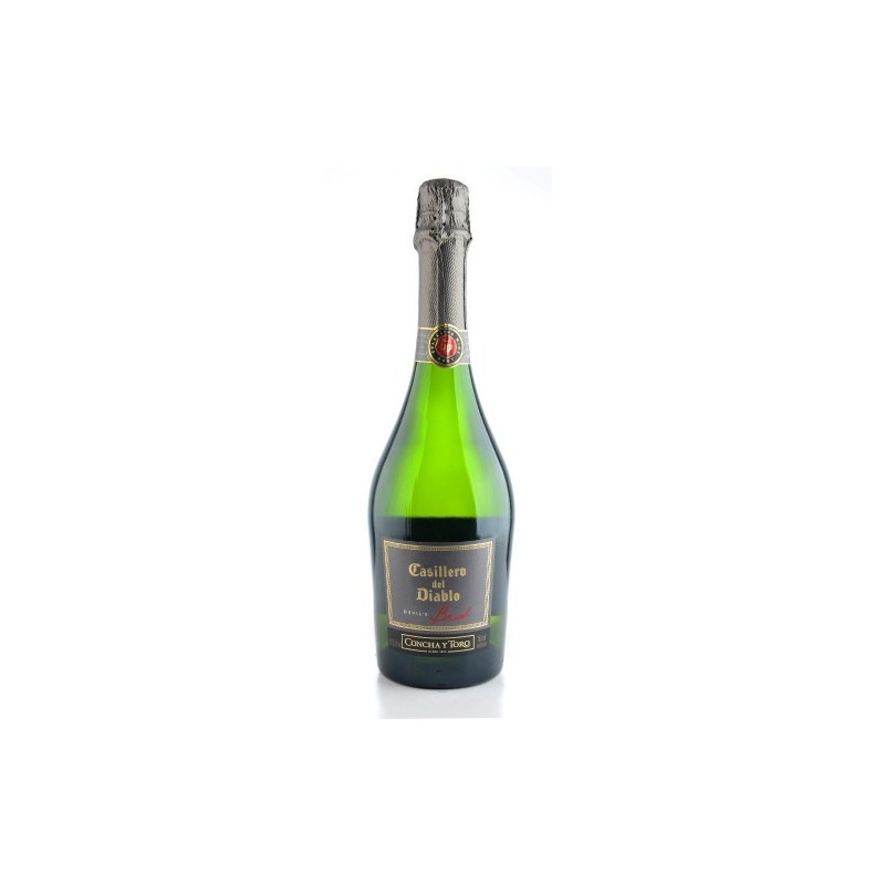 Espumante Brut Devils Collection Casillero Del Diablo 750ml - Concha Y Toro