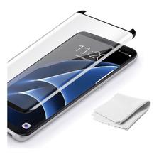 Vidrio Glass Full Pegamento Samsung S7edge S8 S9 Plus Note 8