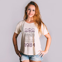 BATA FEMININA PALHA - 1984