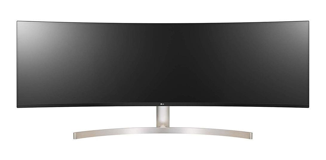 Monitor Curvo 49 Ultrawide Ips Lg 49wl95c-w Dual Qhd Hdr 10
