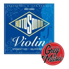 Encordado Para Violìn Rotosound Rs1000 - Grey Music -