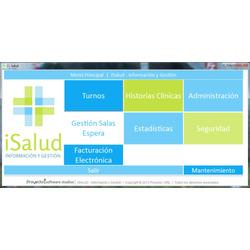 iSalud - Software Historia Clinica El...