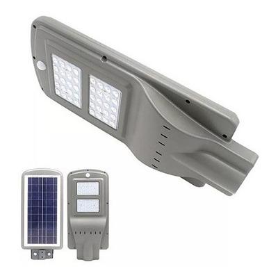 Luminaria Alumbrado Público Solar Horus 20w Sensor Movimento