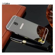 Funda Espejada Mirror Samsung J5 J7 Pro + Templado Curvo 3d