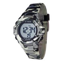 Reloj Digital X-time Xt020 Cronometro Alarma Sumergible Luz