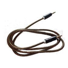 Cable De Audio Auxiliar 3.5 Mm 1 Metro Mallado Inova