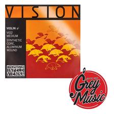 Thomastik Segunda Violin A Vision Cuerda 2 La - Grey Music