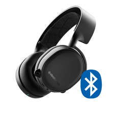 Auriculares Gamer Bluetooth Steelseries Arctis 3 Pc Switch