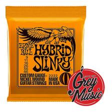 Ernie Ball Hibryd Slinky 2222 09-046 Cuerdas Para Guitarra