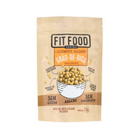 Snack de Grão de Bico Levemente Salgado - 100g - Fit Food
