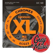 Encordado Daddario Ecg23 Guitarra Eléc Cuerdas Lisas Flat