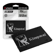DISCO SSD KINGSTON KC600 512 GB SATA INTERNO 15X - ACUARIO